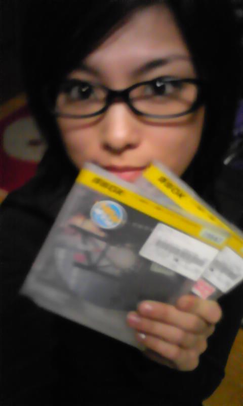 DVD見るぞ!!